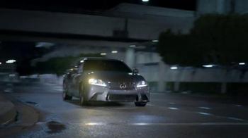 2013 Lexus GS 350 TV Spot, 'Success' - Thumbnail 4