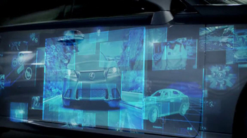 2013 Lexus GS 350 TV Spot, 'Success' - Thumbnail 6