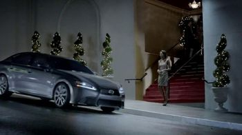 2013 Lexus GS 350 TV Spot, 'Success'