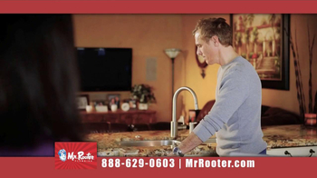 Mr. Rooter Plumbing TV Spot 'I Can Fix This' - Thumbnail 1