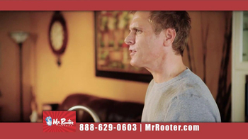 Mr. Rooter Plumbing TV Spot 'I Can Fix This' - Thumbnail 2