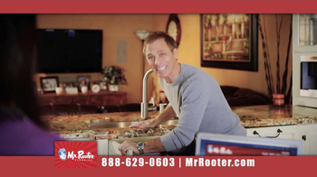 Mr. Rooter Plumbing TV Spot 'I Can Fix This' - Thumbnail 3