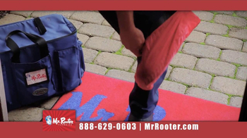 Mr. Rooter Plumbing TV Spot 'I Can Fix This' - Thumbnail 5