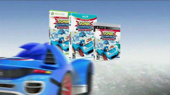 Sonic All-Star Racing Transformed TV Spot, 'No Ordinary Race' - Thumbnail 10