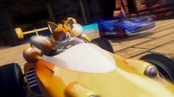 Sonic All-Star Racing Transformed TV Spot, 'No Ordinary Race' - Thumbnail 2