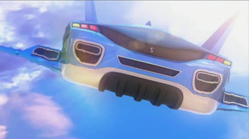 Sonic All-Star Racing Transformed TV Spot, 'No Ordinary Race' - Thumbnail 4
