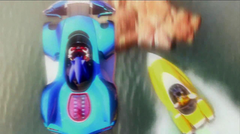 Sonic All-Star Racing Transformed TV Spot, 'No Ordinary Race' - Thumbnail 9
