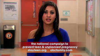 ABC Family and Stay Teen TV Spot Featuring Francia Raisa