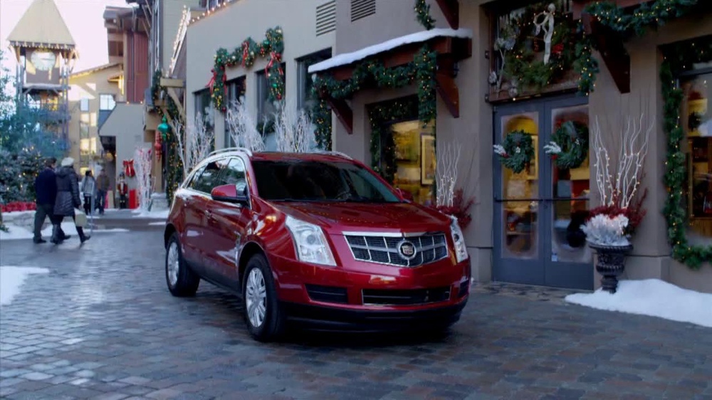 Cadillac Srx Tv Commercial Season S Best Event Ispot Tv