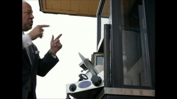 Arby's TV Spot, 'Drive-Thru' Featuring Bo Dietl