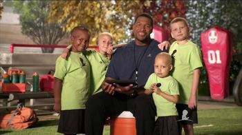 St. Jude Children's Research Hospital TV Spot Featuring Michael Strahan - 113 commercial airings