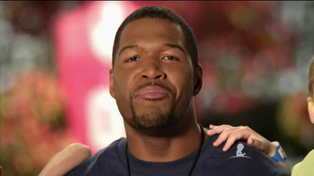 St. Jude Children's Research Hospital TV Spot Featuring Michael Strahan - Thumbnail 1