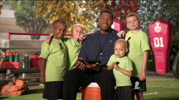 St. Jude Children's Research Hospital TV Spot Featuring Michael Strahan