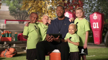 St. Jude Children's Research Hospital TV Spot Featuring Michael Strahan - Thumbnail 3