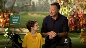 St. Jude Children\'s Research Hospital TV Spot Featuring Robin Williams