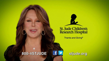 St. Jude Children's Research Hospital TV Spot Featuring Robin Williams - Thumbnail 6