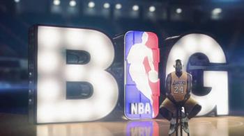 NBA TV Big Shot TV Spot Featuring LeBron James - Thumbnail 1