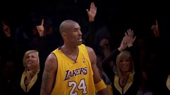 NBA TV Big Shot TV Spot Featuring LeBron James - Thumbnail 9
