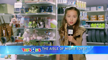 Toys R Us TV Spot, \'Sad Toy Section\'