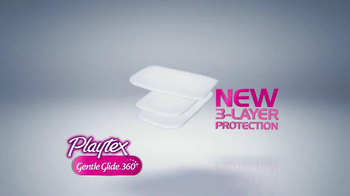 Playtex Gentle Glide 360 TV Spot - Thumbnail 8