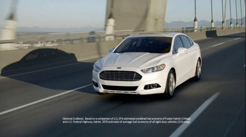 Ford Fusion TV Spot, 'New Idea' - Thumbnail 10