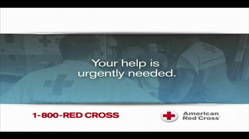 American Red Cross Action Alert TV Spot, 'Disaster Relief' - Thumbnail 4