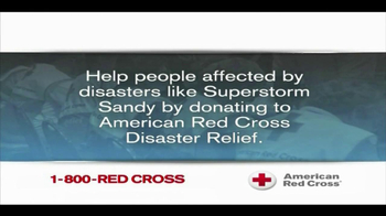 American Red Cross Action Alert TV Spot, 'Disaster Relief' - Thumbnail 7