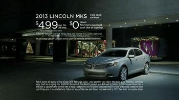 2013 Lincoln MKS TV Spot, 'Wish' - Thumbnail 6