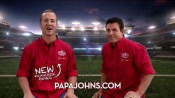 Papa John's Papa Rewards TV Spot, 'Last Chance' Featuring Peyton Manning - 21 commercial airings