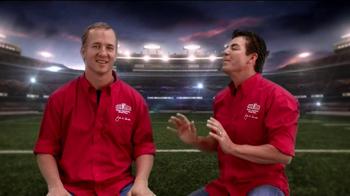Papa John's Papa Rewards TV Spot, 'Last Chance' Featuring Peyton Manning - Thumbnail 3