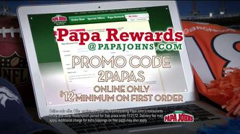 Papa John's Papa Rewards TV Spot, 'Last Chance' Featuring Peyton Manning - Thumbnail 5