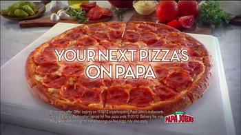 Papa John's Papa Rewards TV Spot, 'Last Chance' Featuring Peyton Manning - Thumbnail 6