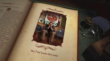 Little Caesars Pizza TV Spot, 'Seats Book' - Thumbnail 1