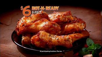 Little Caesars Pizza TV Spot, 'Seats Book' - Thumbnail 8