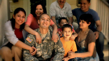 Applebee's Veterans Day TV Spot 'Stand Up' Song by Sugarland