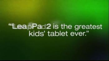 Leap Frog LeapPad 2 TV Spot, 'Reviews - Thumbnail 3