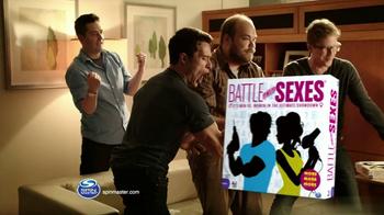 Battle of the Sexes TV Spot, 'Wedge' - Thumbnail 9