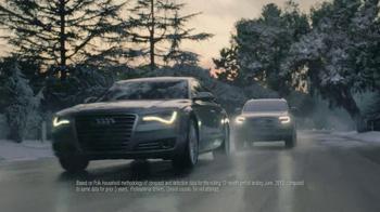 The Season of Audi Event TV Spot, 'New Tradition' - Thumbnail 10