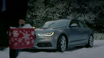 The Season of Audi Event TV Spot, 'New Tradition' - Thumbnail 4