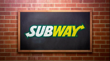 Subway Spicy Italian TV Spot Featuring Justin Tuck and Ndamukong Suh - Thumbnail 1