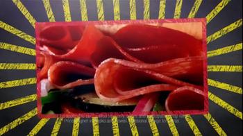Subway Spicy Italian TV Spot Featuring Justin Tuck and Ndamukong Suh - Thumbnail 5