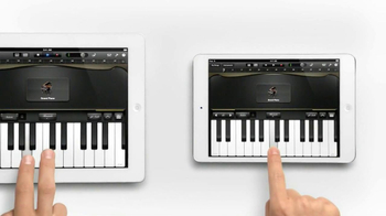 iPad Mini TV Spot, 'Piano'