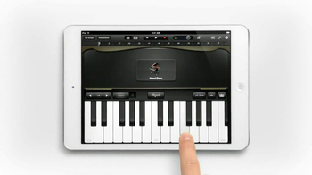 iPad Mini TV Spot, 'Piano' - Thumbnail 5