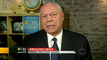 Obama for America TV Spot Featuring Colin Powell - Thumbnail 8