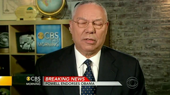 Obama for America TV Spot Featuring Colin Powell - Thumbnail 9