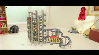 Chuggington Die-Cast Track System TV Spot