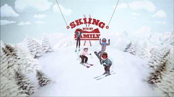 Charles Schwab Story TV Spot, 'Family Ski Trip' - Thumbnail 1
