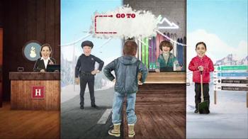 Charles Schwab Story TV Spot, 'Family Ski Trip' - Thumbnail 5