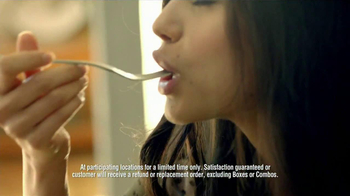 Taco Bell Cantina Bowl TV Spot, 'Ingredients' Featuring Lorena Garcia - Thumbnail 8