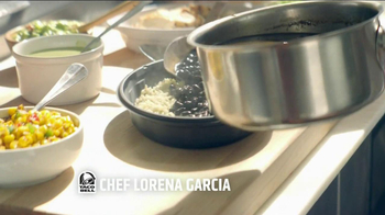 Taco Bell Cantina Bowl TV Spot, 'Ingredients' Featuring Lorena Garcia - Thumbnail 2